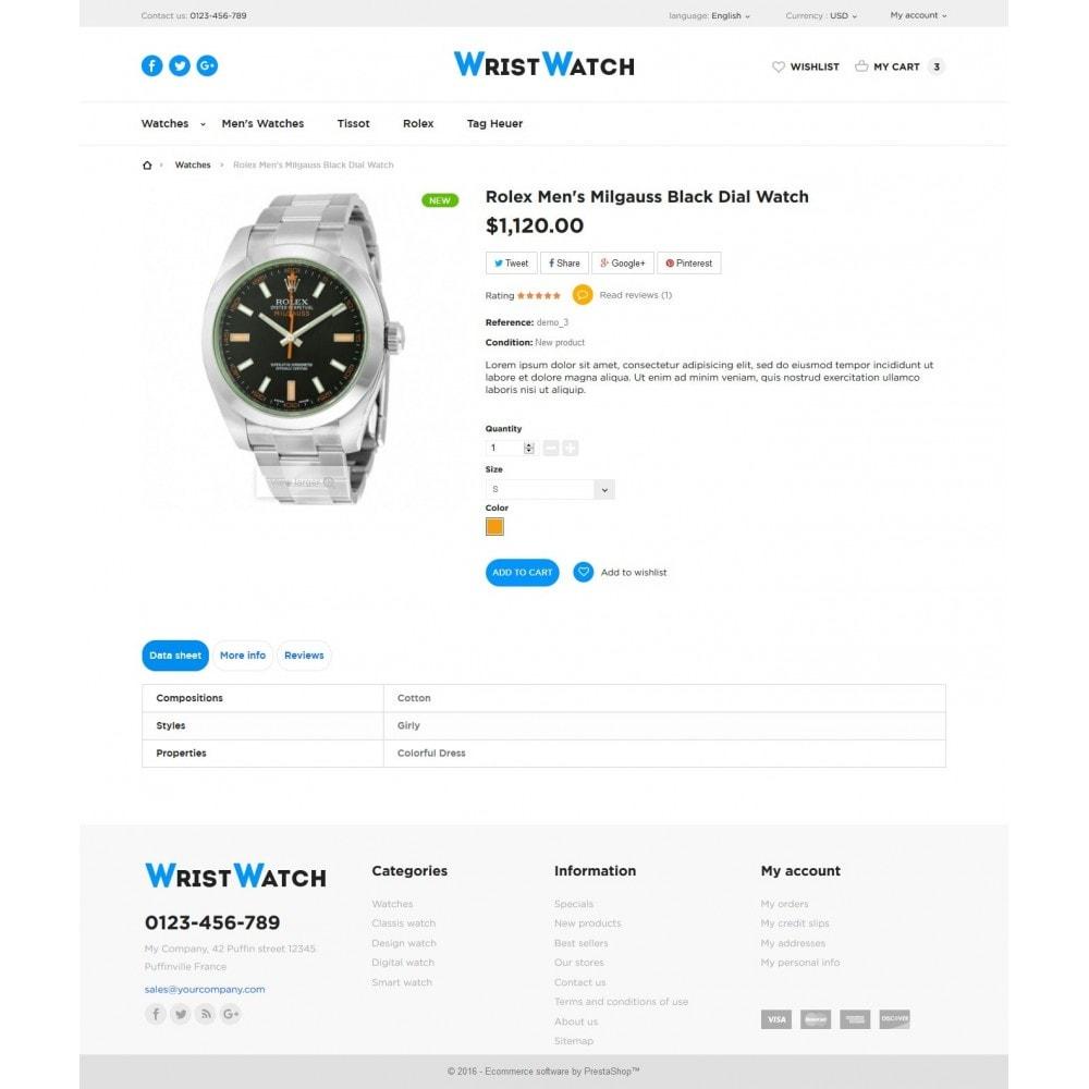 theme - Sieraden & Accessoires - Wrist Watch - 7