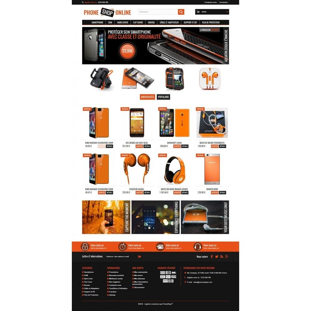 theme - Electrónica e High Tech - Phone Shop Online - 2