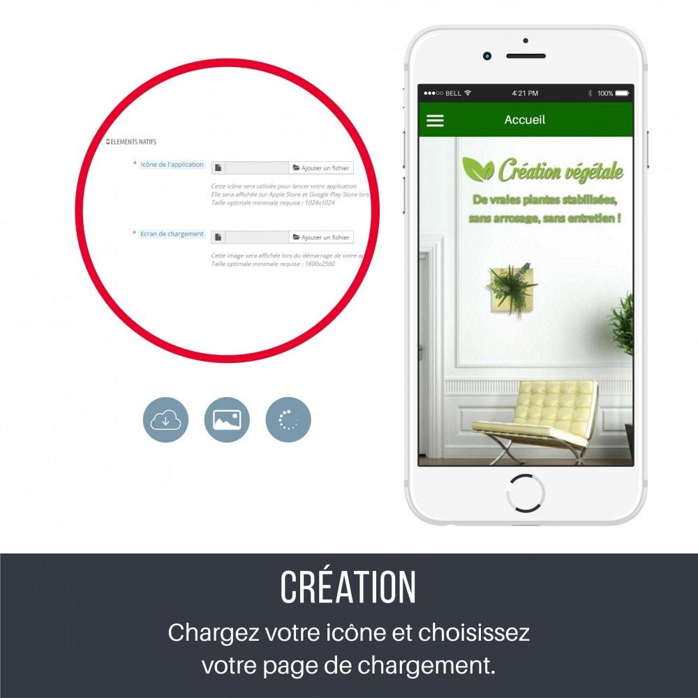module - Mobile - AppMyStore convertissez votre boutique en appli mobile - 4