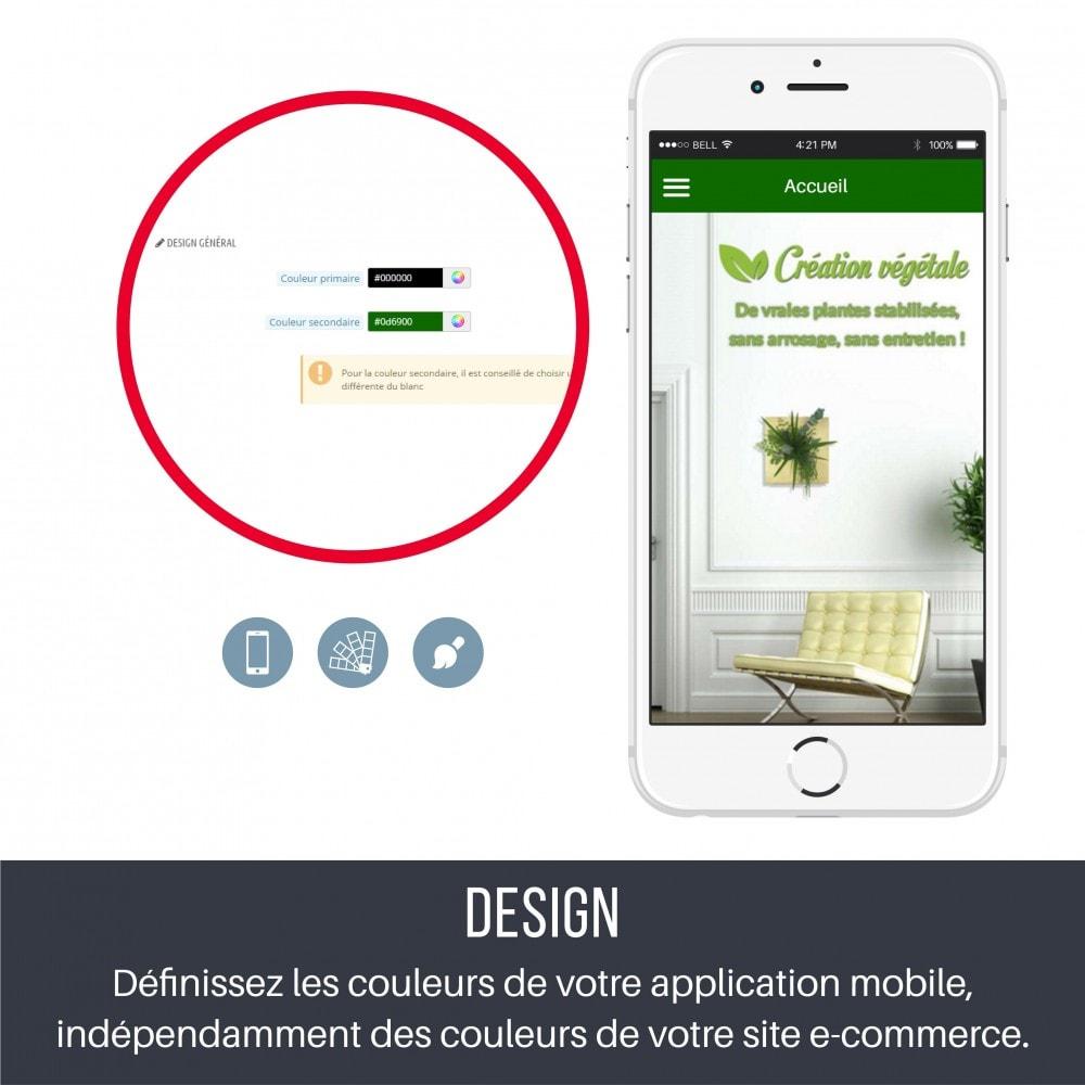 module - Mobile - AppMyStore convertissez votre boutique en appli mobile - 5