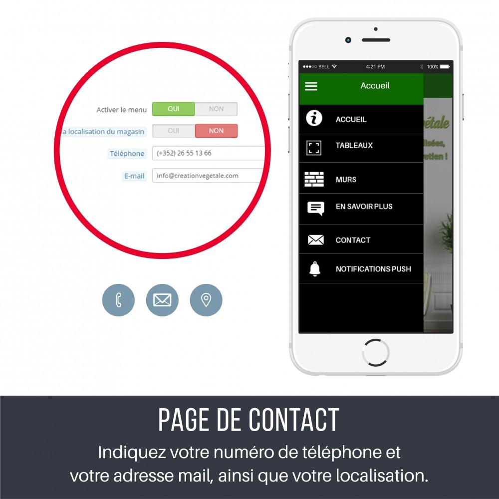 module - Mobile - AppMyStore convertissez votre boutique en appli mobile - 10
