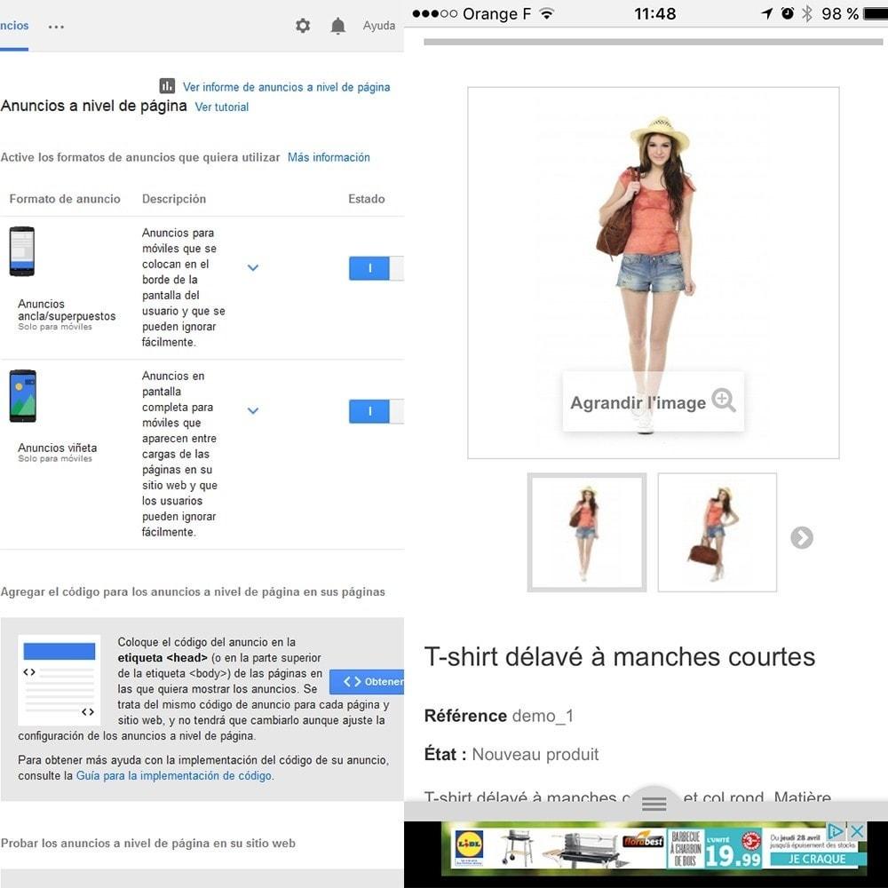 module - SEM SEA - Posicionamiento patrocinado & Afiliación - Google Adsense - 5