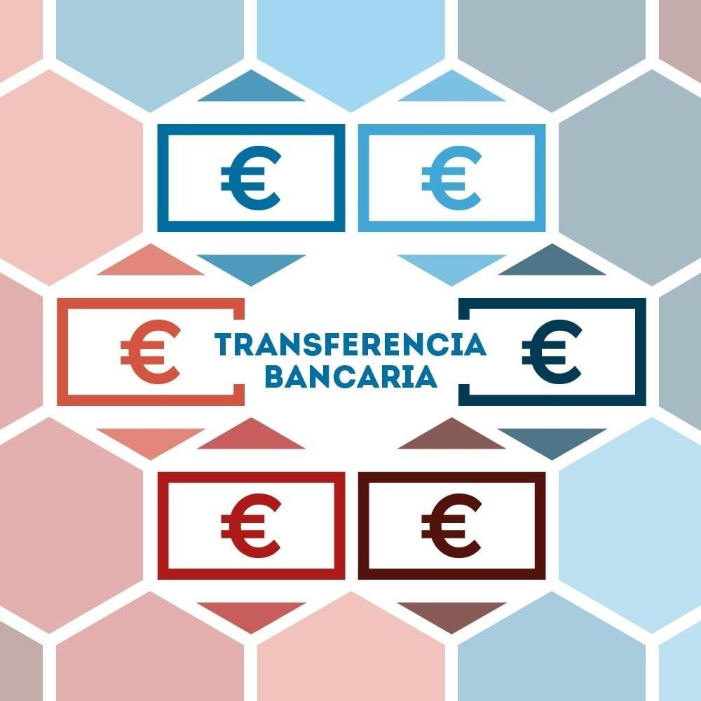 module - Pago por Transferencia - Transferencia Bancaria con descuento - 1