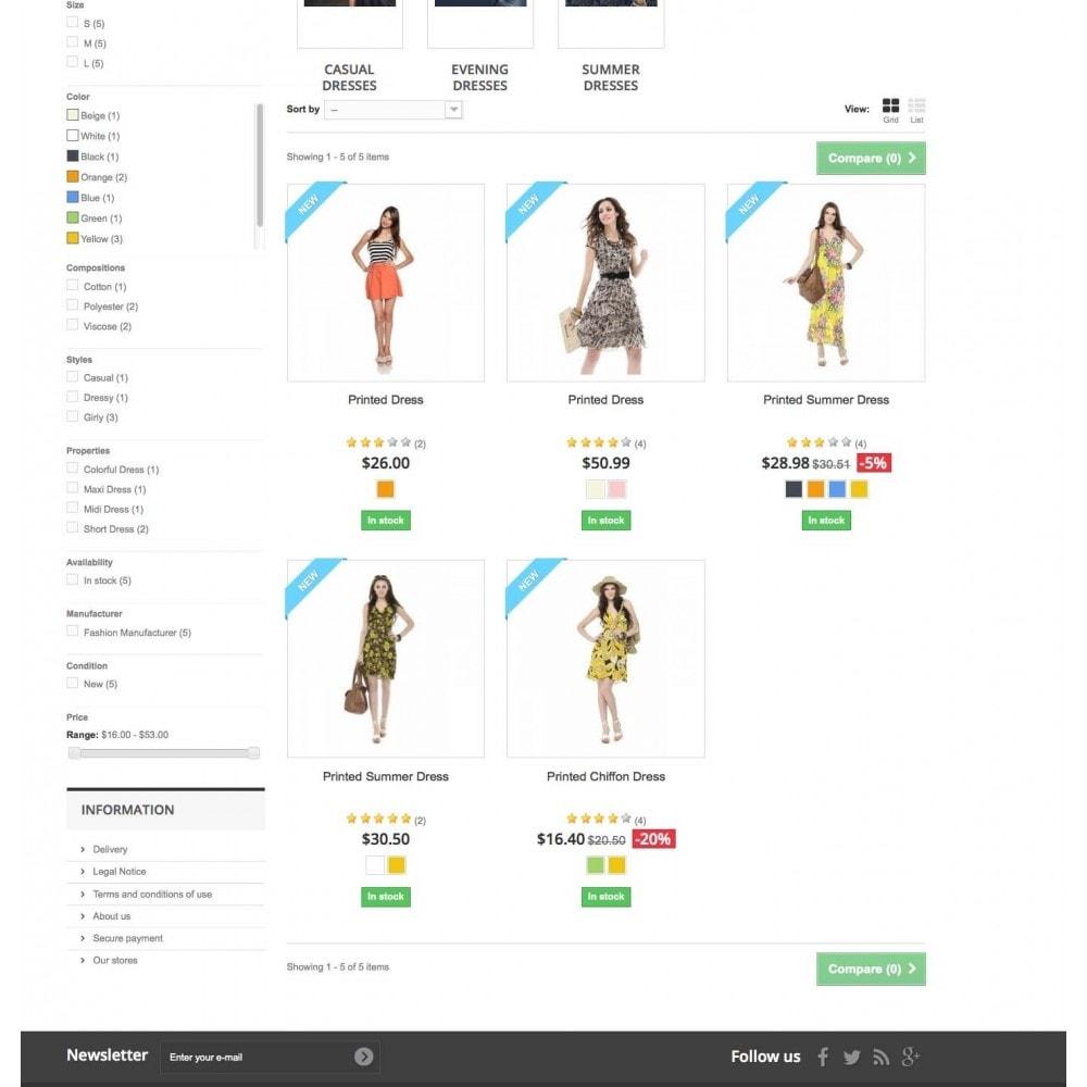 module - SEO (Posicionamiento en buscadores) - Product Rating + Google Snippets, Breadcrumb, Rich Pins - 2