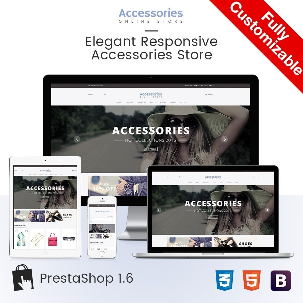 Accessories - Shoes Clothing Store