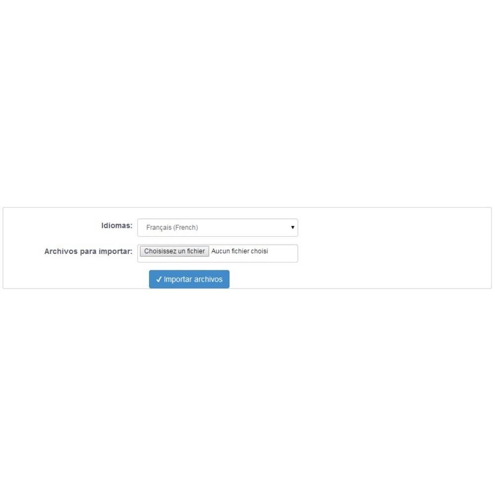 module - Internacionalización y Localización - Traducciones SEO premium - 1