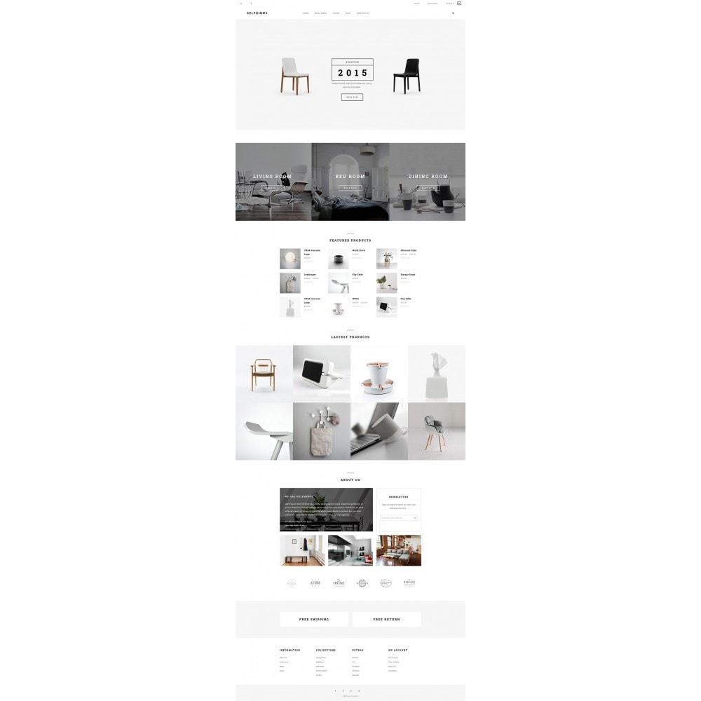 theme - Casa & Giardino - JMS Delphinus - 8