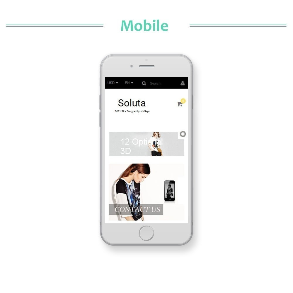 theme - Mode & Schoenen - Sapotaceae Clothing Store - 3