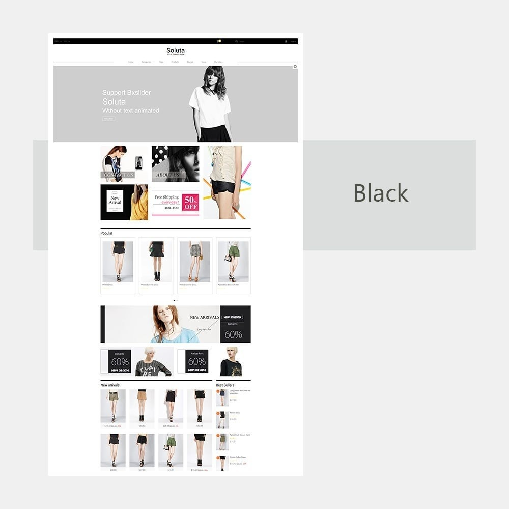 theme - Mode & Chaussures - Sapotaceae Clothing Store - 6