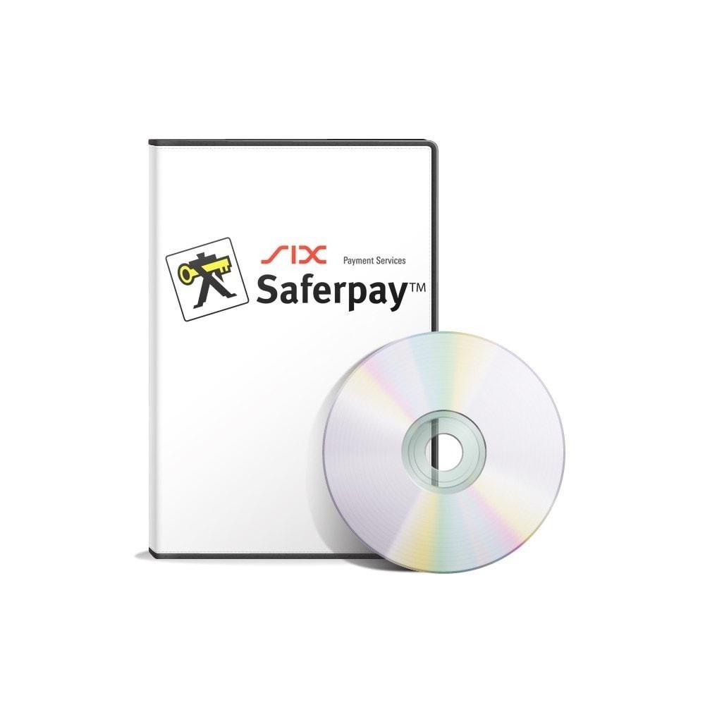 module - Paiement par Carte ou Wallet - Saferpay / Six Payment Services - 1