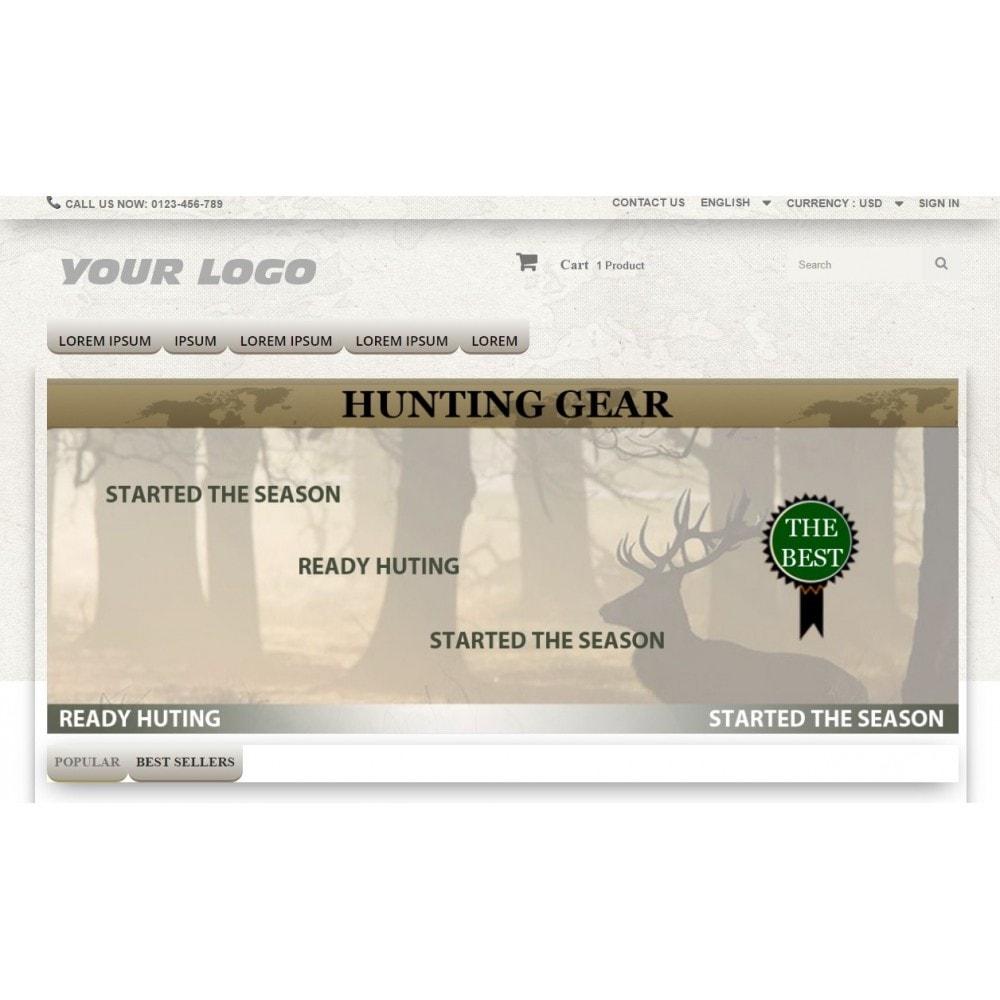 Modern Hunting
