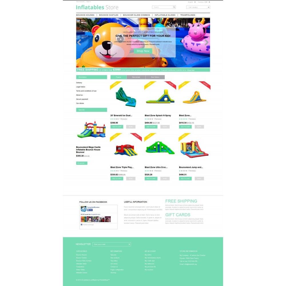 theme - Kinder & Spielzeug - Aufblasbare Spielsachen - 10