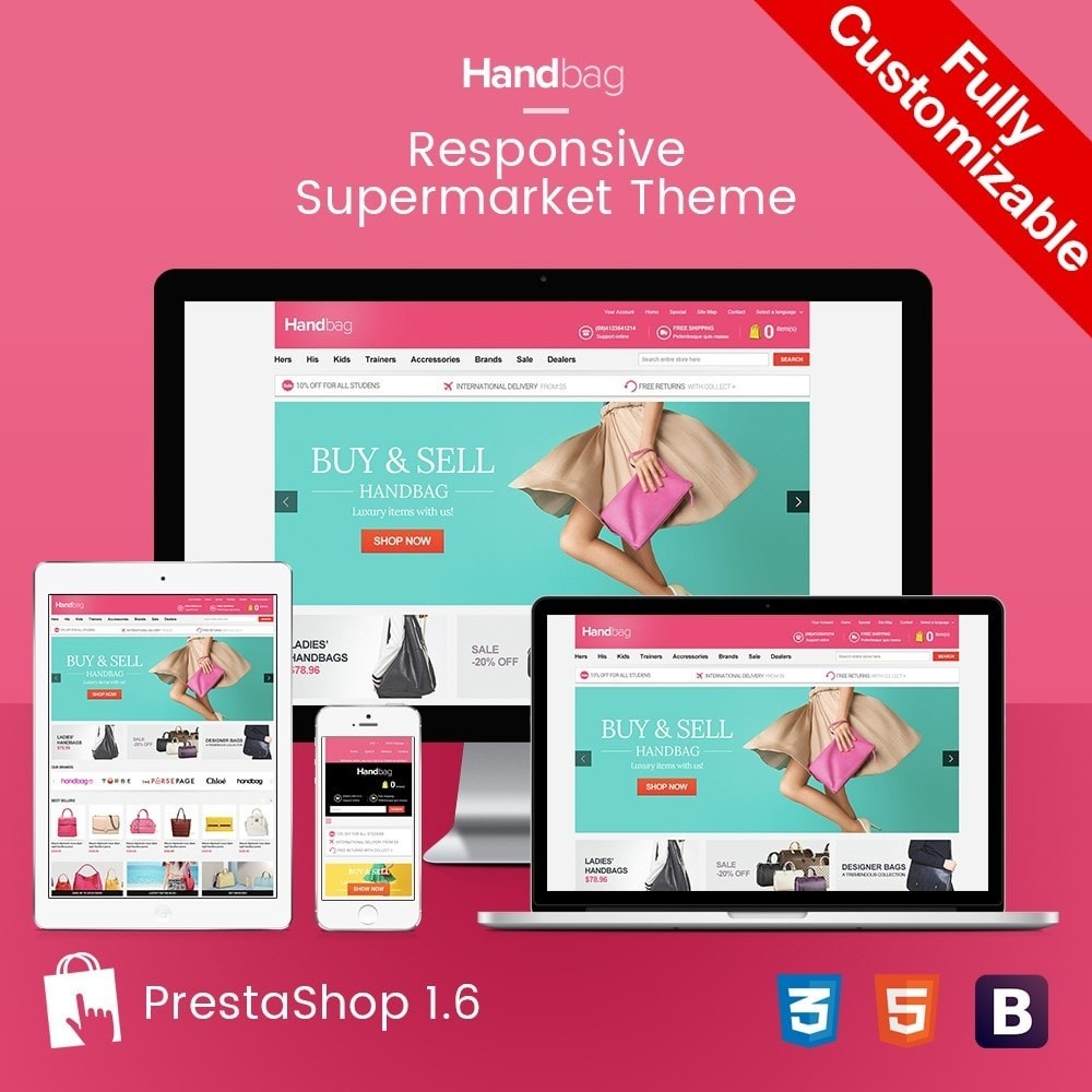 HandBag | Fashion Bags Store