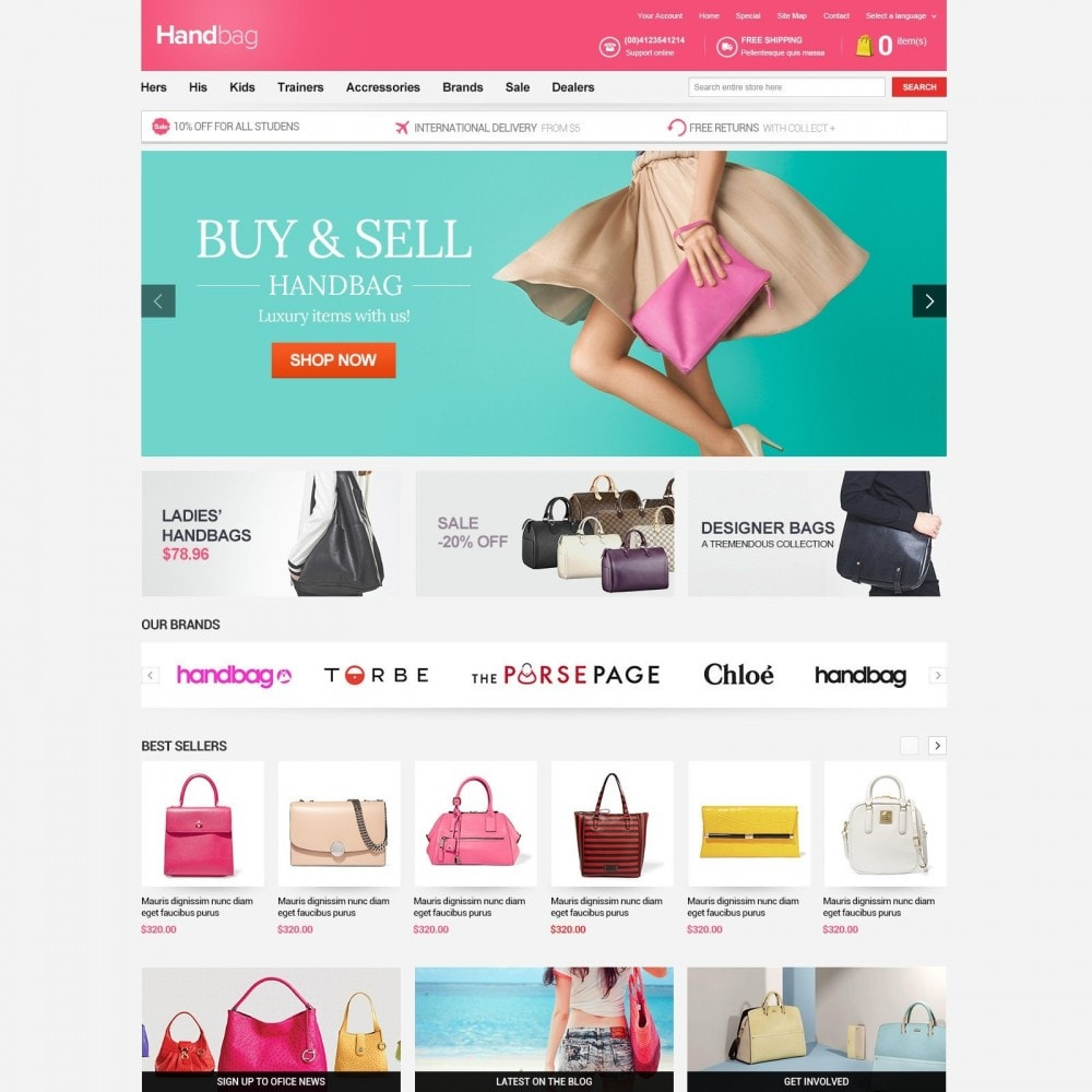 theme - Jewelry & Accessories - HandBag | Fashion Bags Store - 2