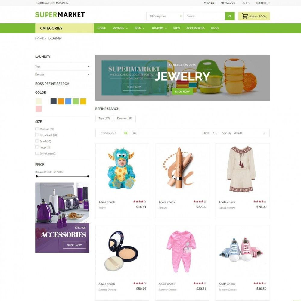 SuperMarket | Bio Medical Fashion Baby Beauty Store
