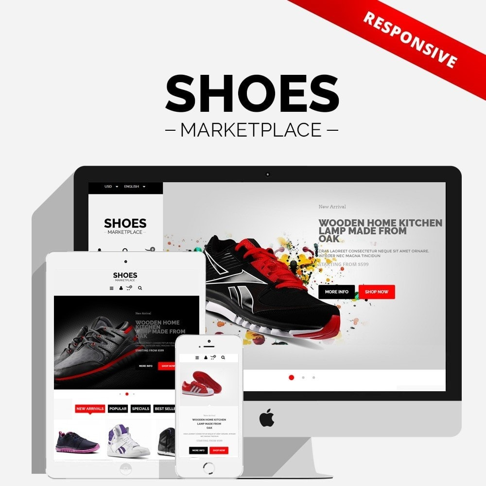 Shoes Marketplace