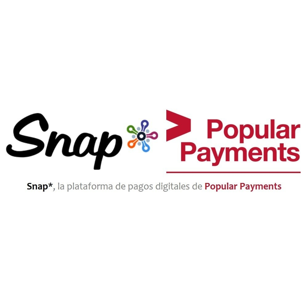 module - Paiement par Carte ou Wallet - Snap* - Virtual Payment Gateway by Popular Payments - 1