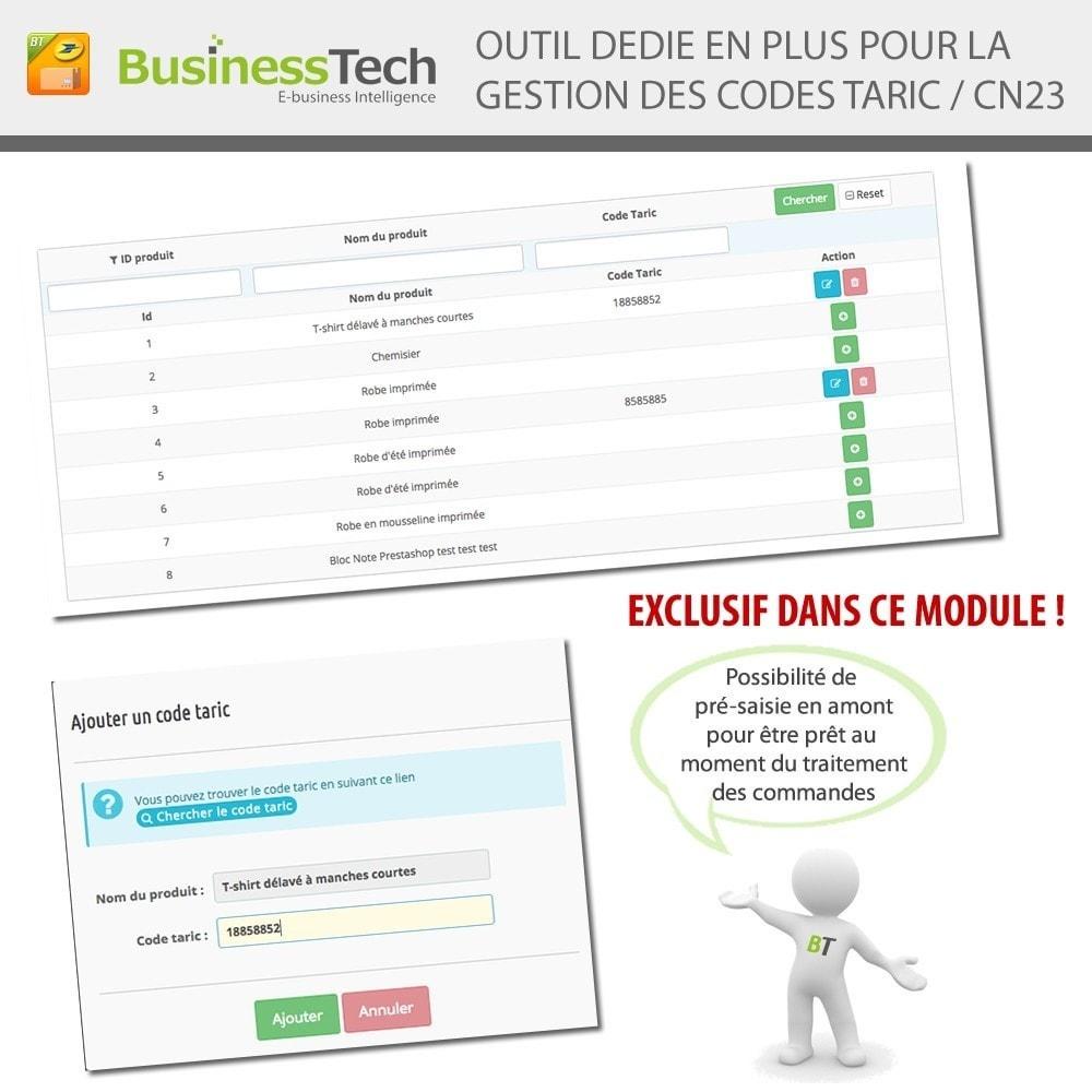 module - Préparation & Expédition - INET Expeditor Pro pour La Poste & Colissimo - 5