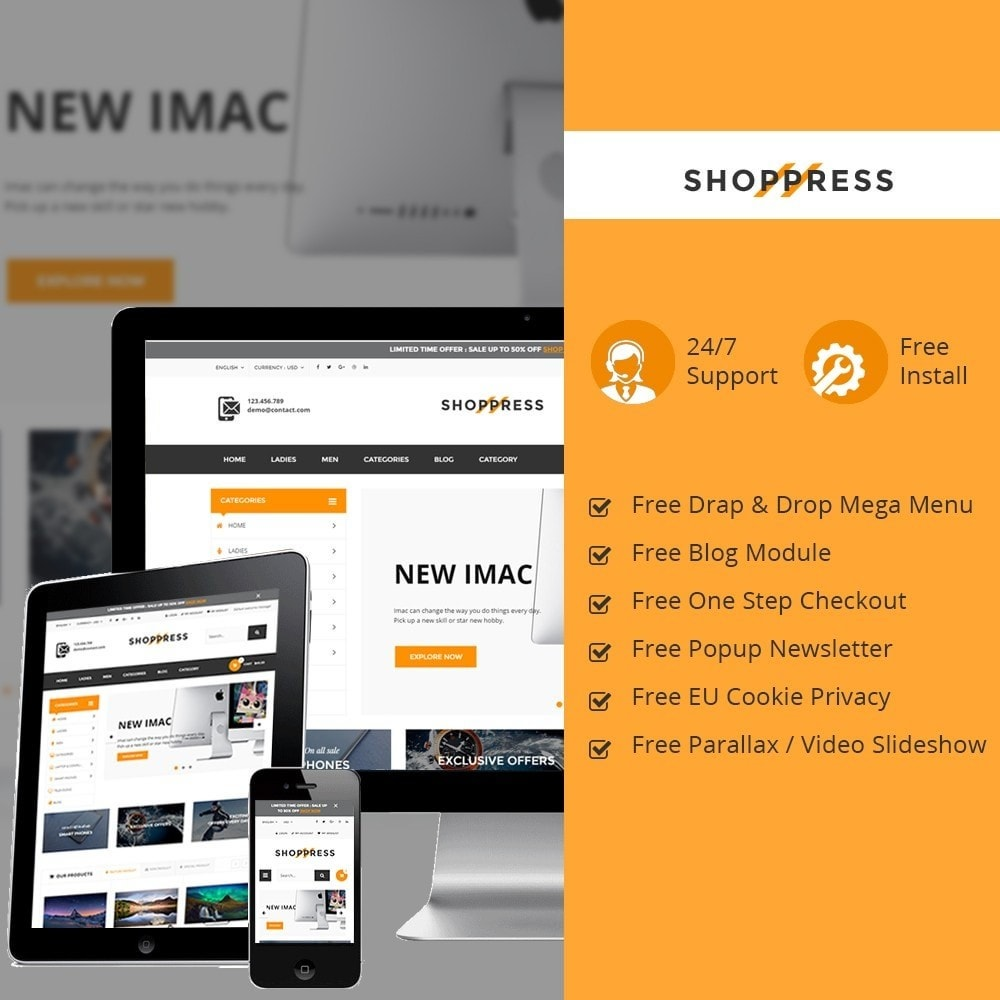 Shoppress Market Premium