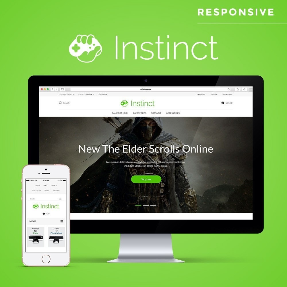 Instinct Store
