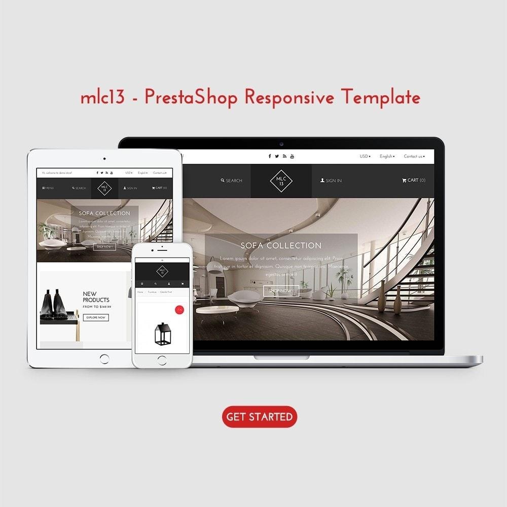 mlc13 - A Flexible Homeware and Furniture e-Commerce
