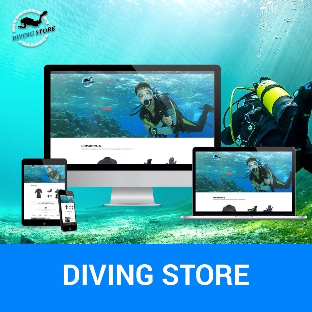 Ap Diving Store