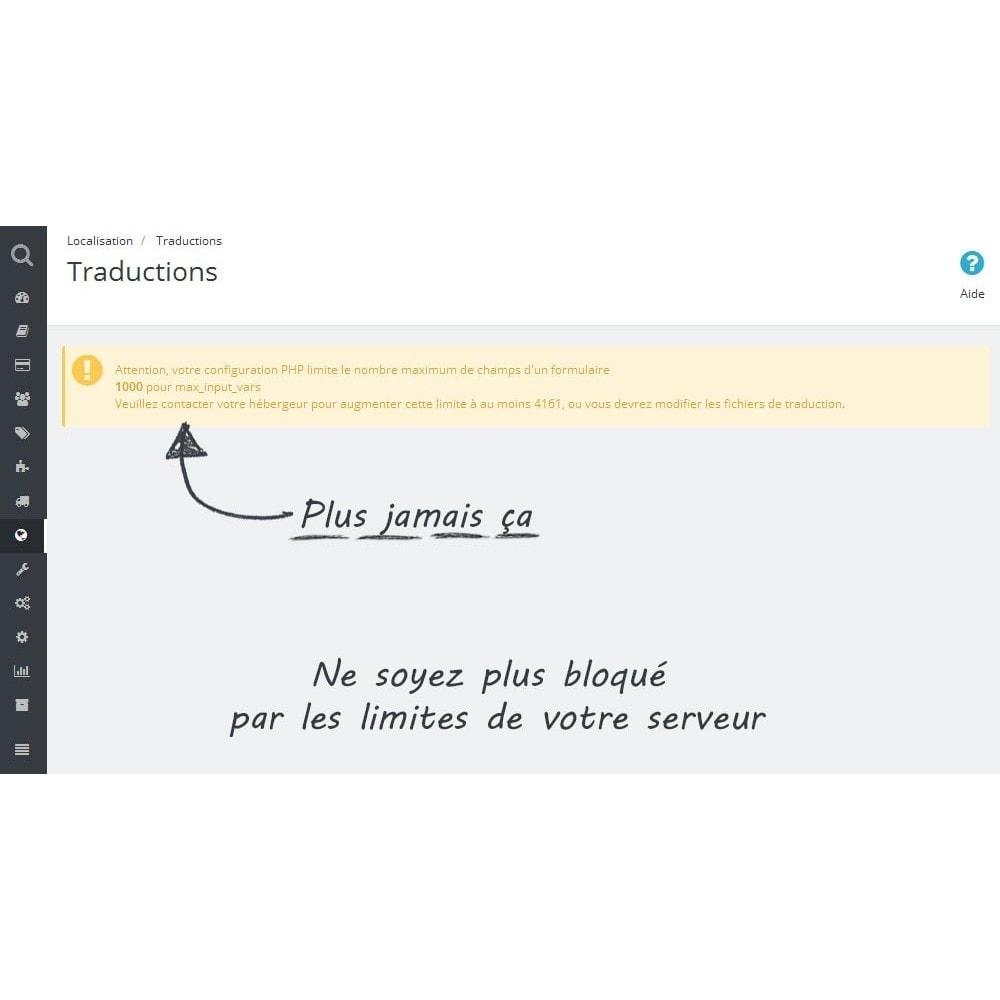 module - International & Localisation - Traduction simplifiée - 2