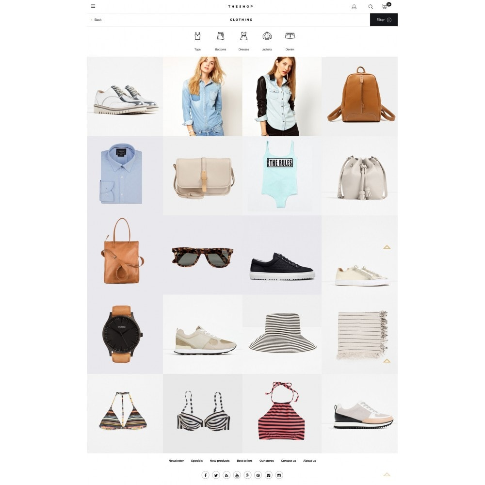theme - Moda & Obuwie - THESHOP - 3