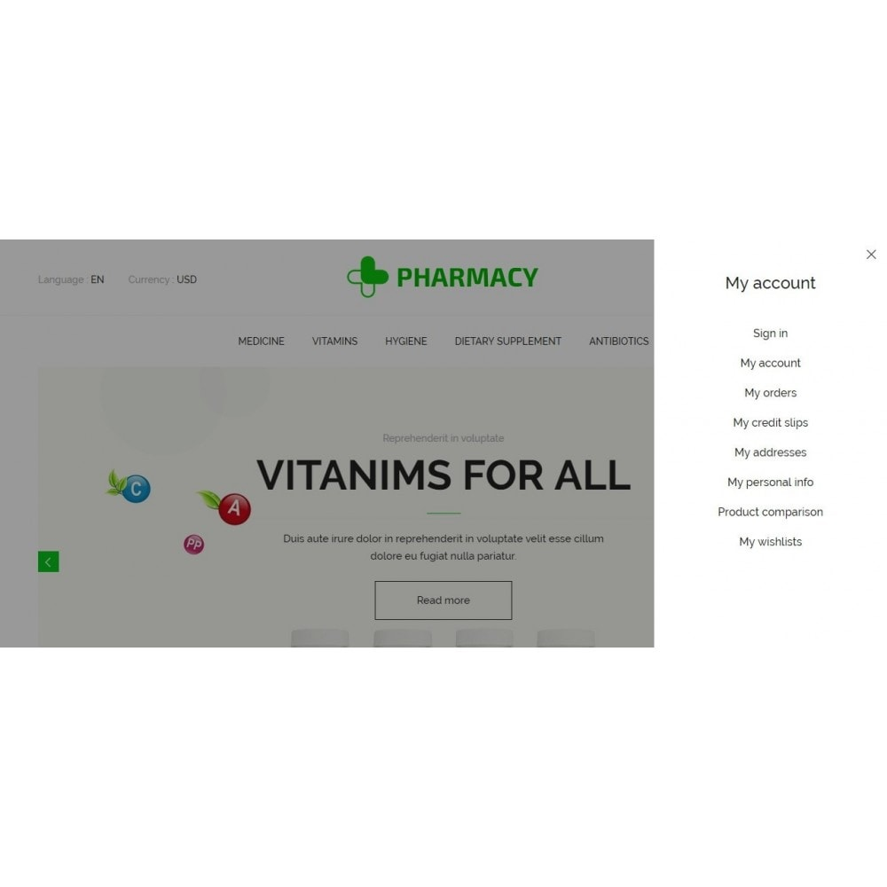 theme - Health & Beauty - Pharmacy Store - 5