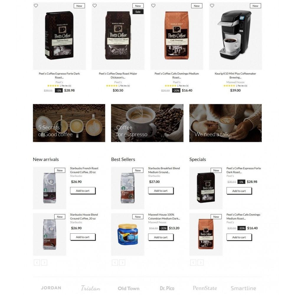 Moccacino Coffe Store