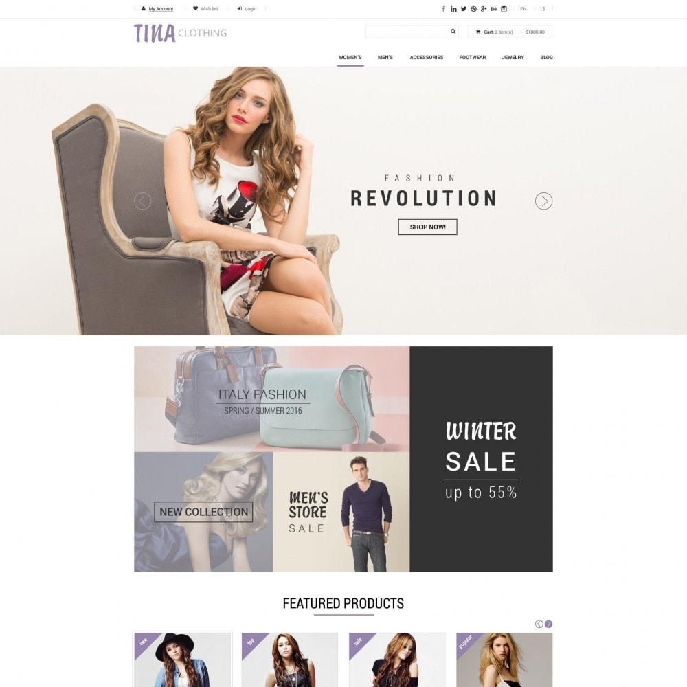 Tina - Магазин Одежды