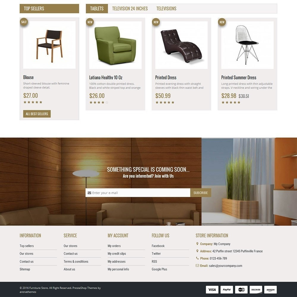 theme - Maison & Jardin - Furniture Interior Store - 3