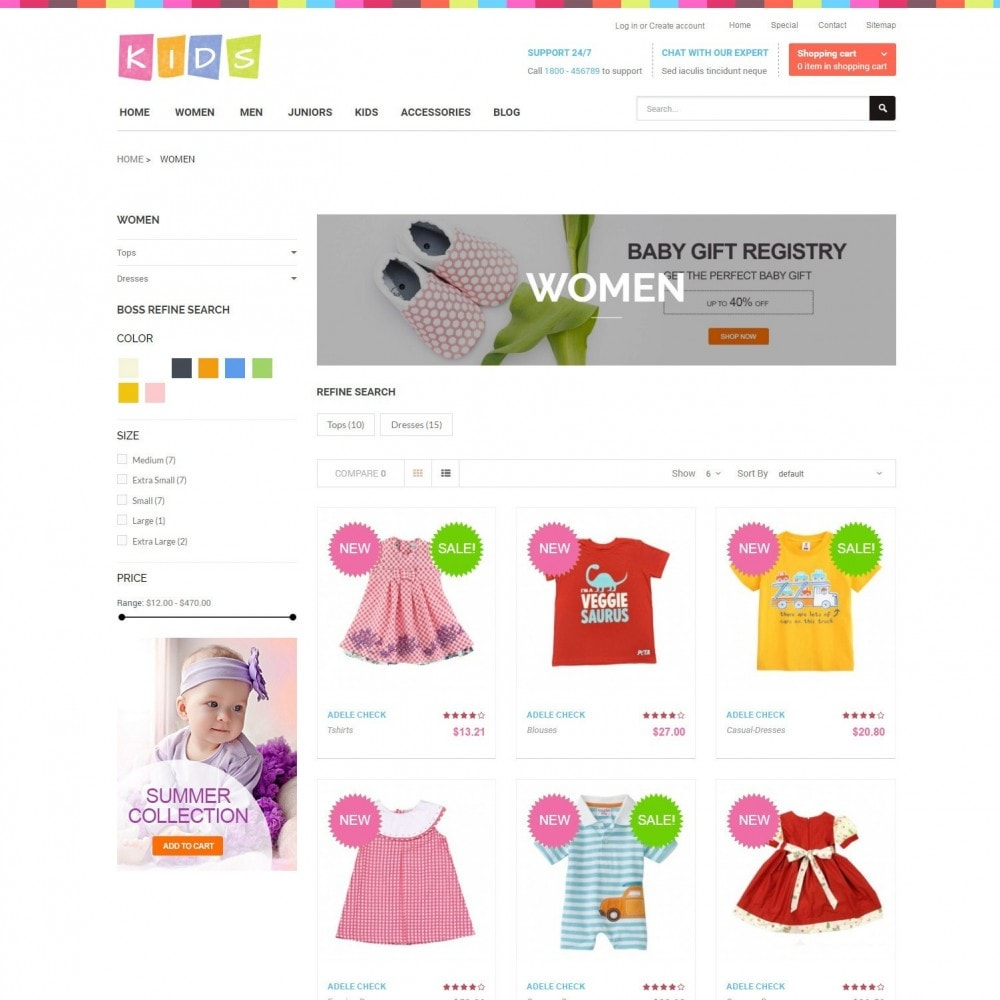 Baby & Kids Fashion Shop