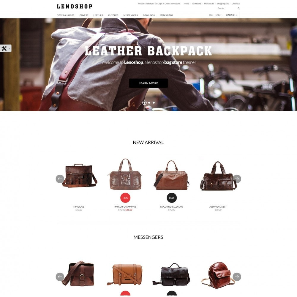 LenoShop | Fashion & Bags BackPacks