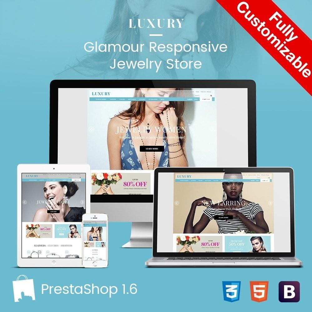 Luxury | Beauty & Jewelry