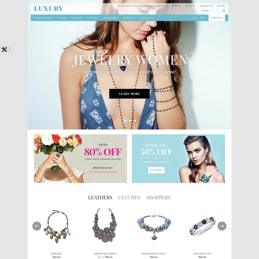 theme - Jewelry & Accessories - Luxury | Beauty & Jewelry - 2