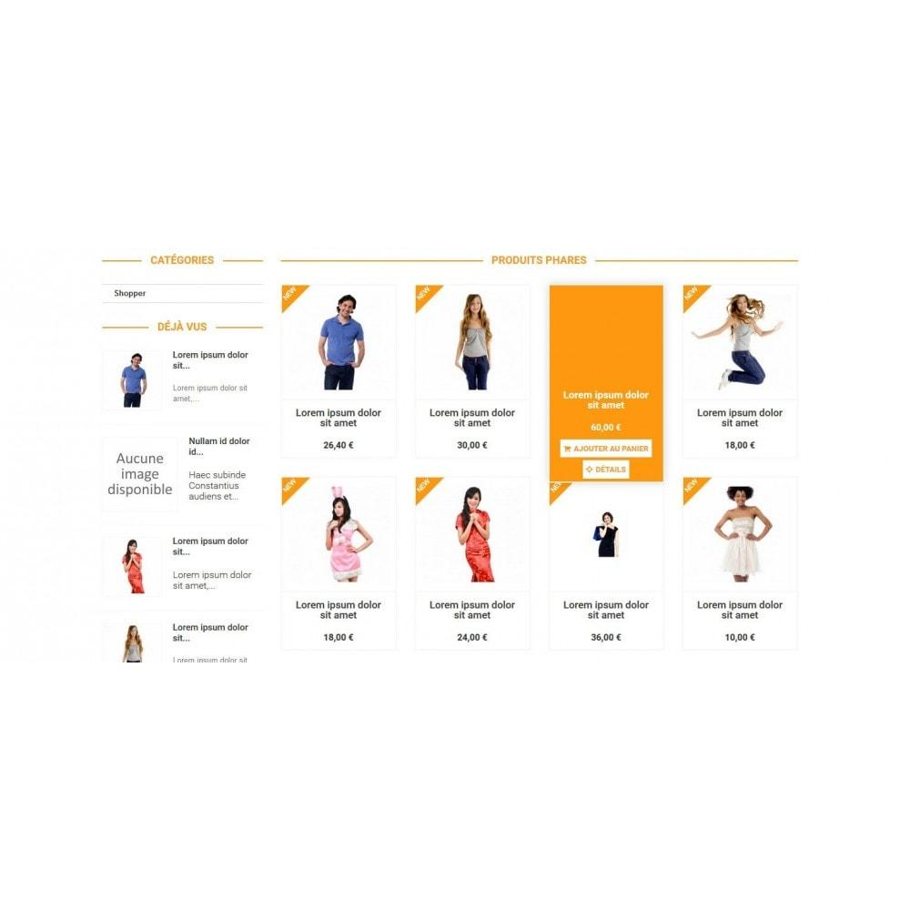 theme - Moda & Obuwie - Shopper - 2