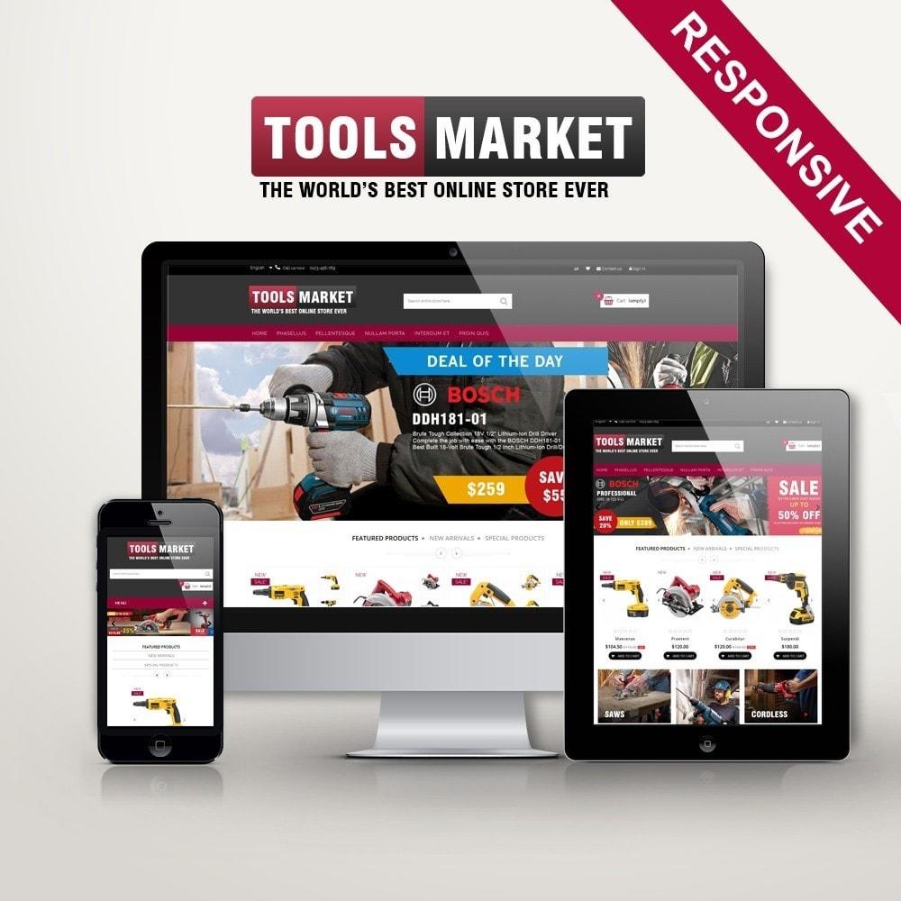 Home Tools Market DD001