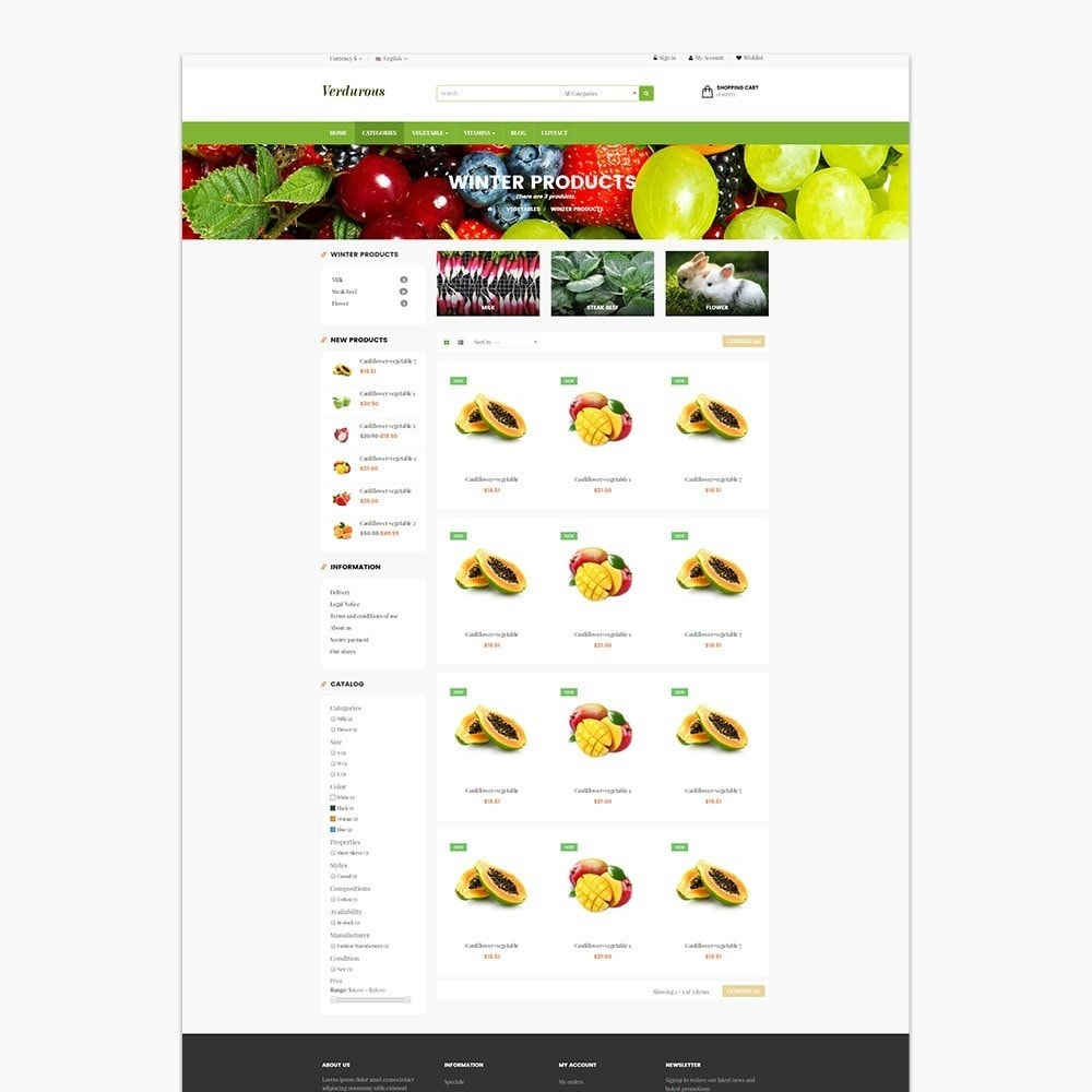 theme - Eten & Restaurant - Ap Farm - 4
