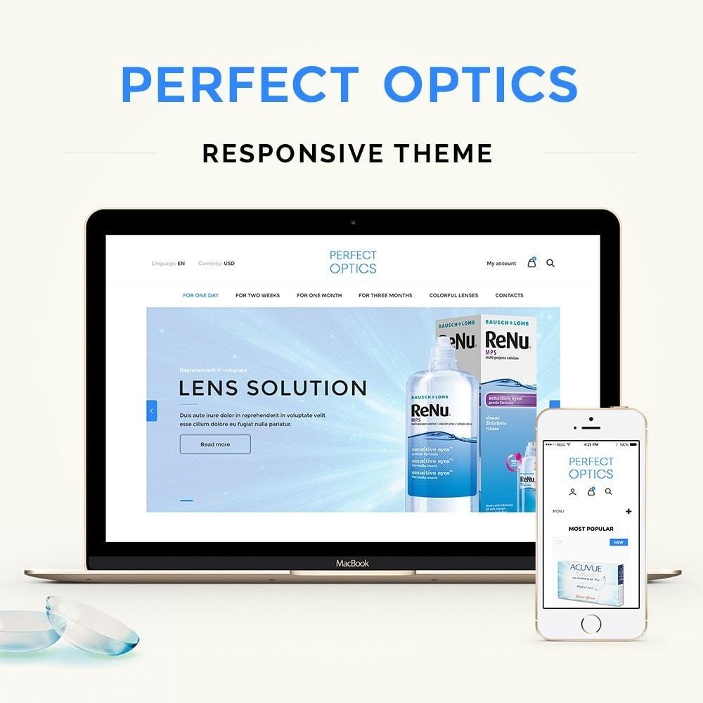 PerfectOptics Eye lenses Store