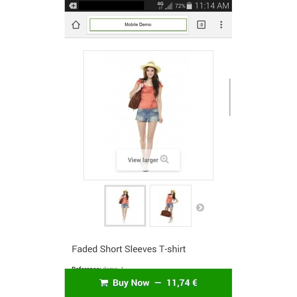 module - Dispositivos-móveis - Sticky Add to Cart Button on Product Pages for Mobile - 3