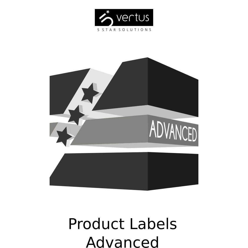 module - Odznaki & Logo - Product Labels Advanced - 1
