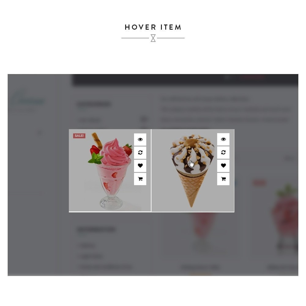 theme - Eten & Restaurant - Leo Ice Cream - 4