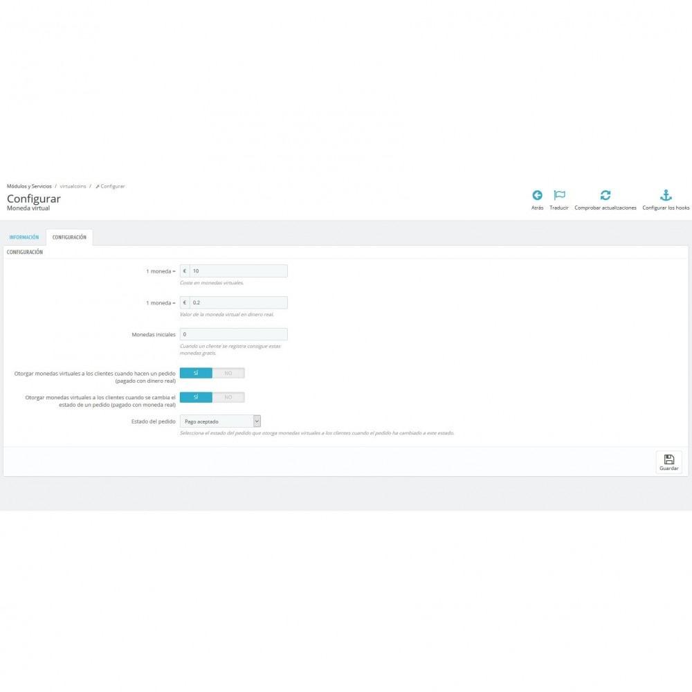 module - Otros métodos de pago - Monedas virtuales - 12