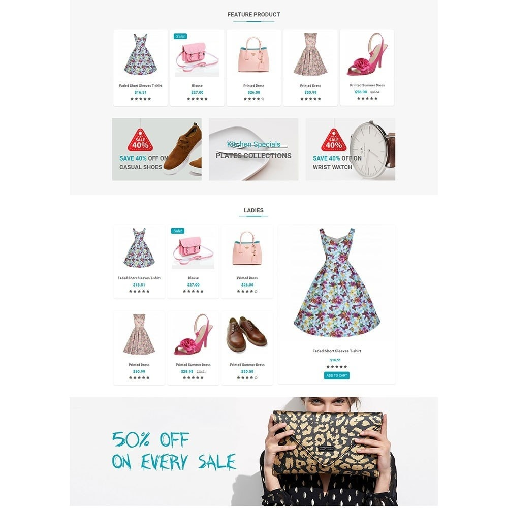 theme - Мода и обувь - Shopzone Fashion Store - 3