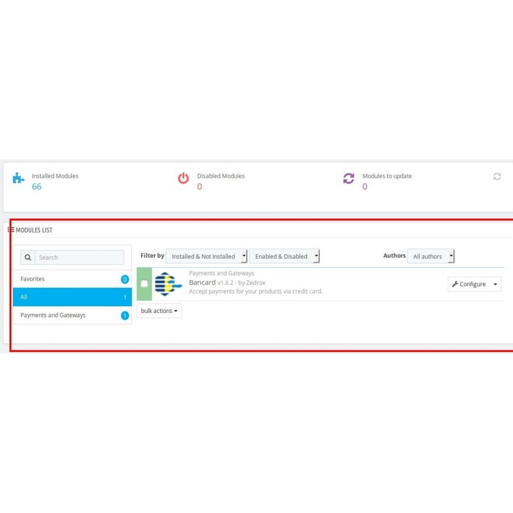 module - Оплата банковской картой или с помощью электронного кошелька - Bancard Payment Gateway - 1