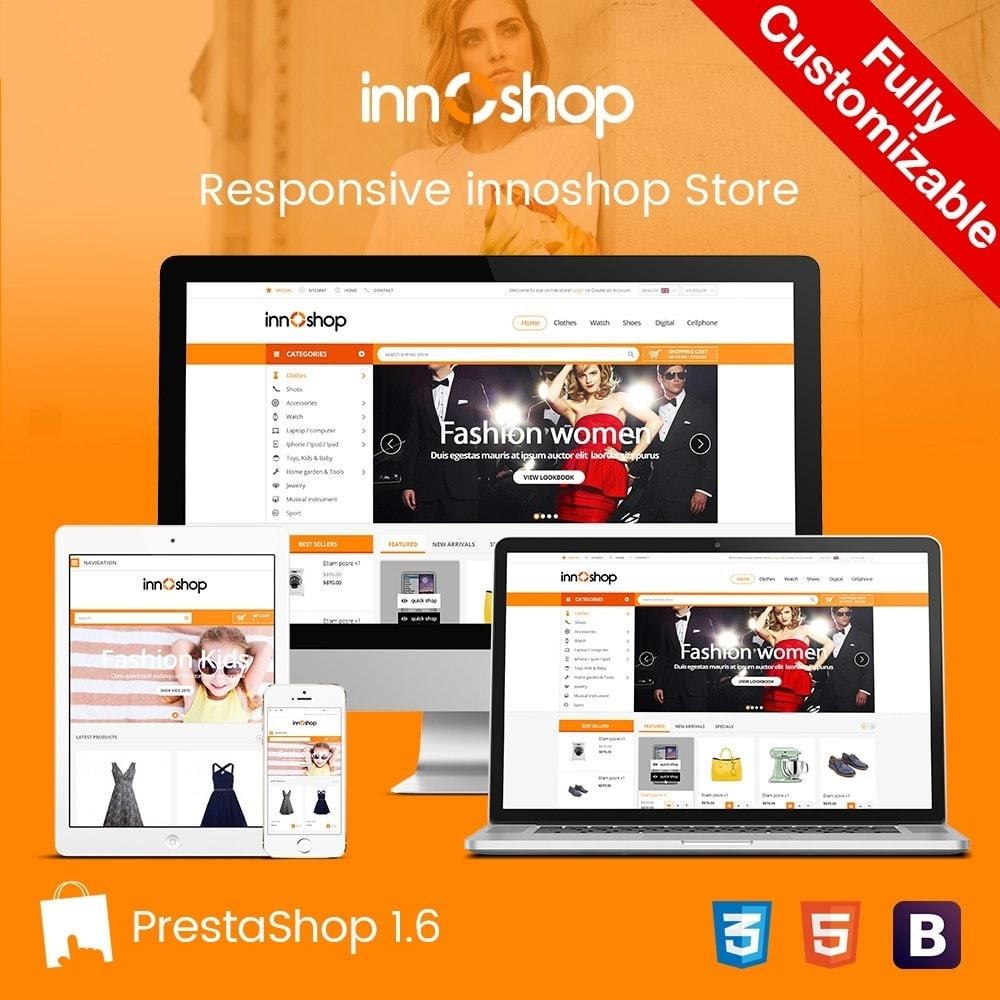 theme - Elektronika & High Tech - Innoshop | Fashion Electronis Supermarket - 1