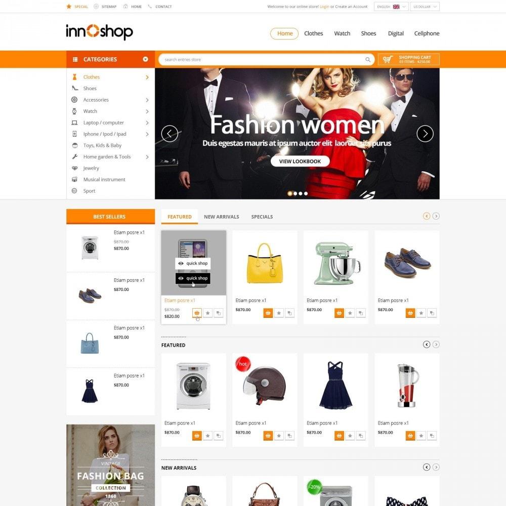 Innoshop | Fashion Electronis Supermarket