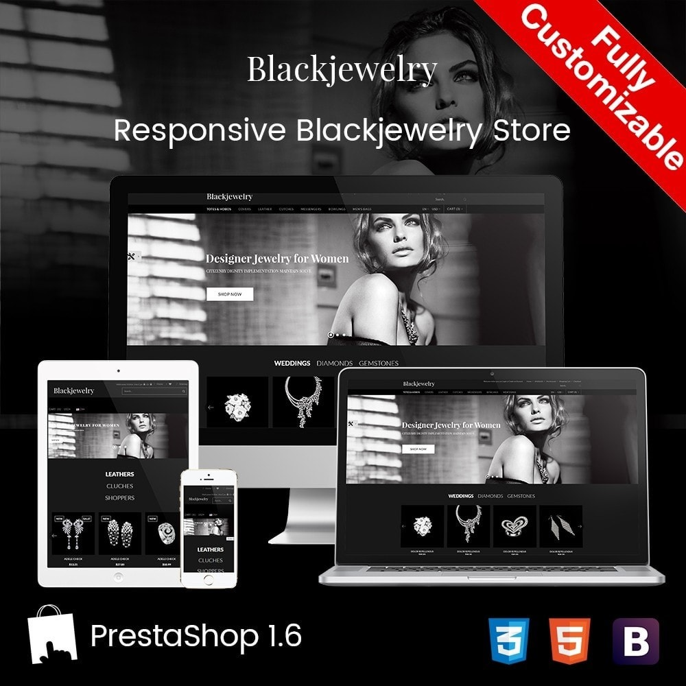 BlackJewelry | Jewelry & Accessories Store
