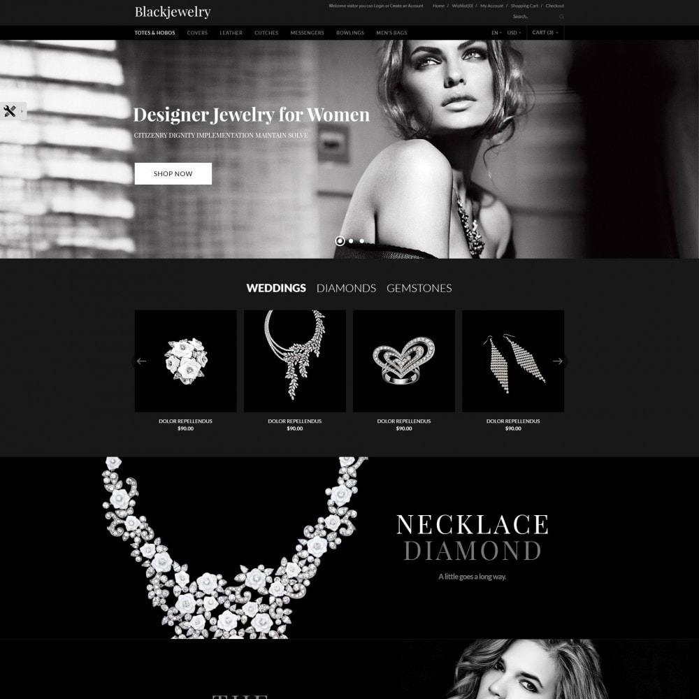 BlackJewelry | Jewelry & Accessories Store